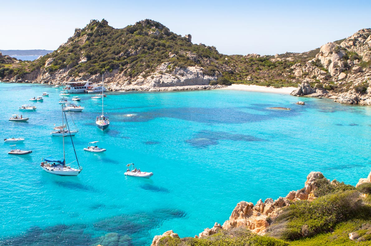 Best things to do in Italy - La Maddalena archipelago copyright  D.Bond  - European Best Destinations