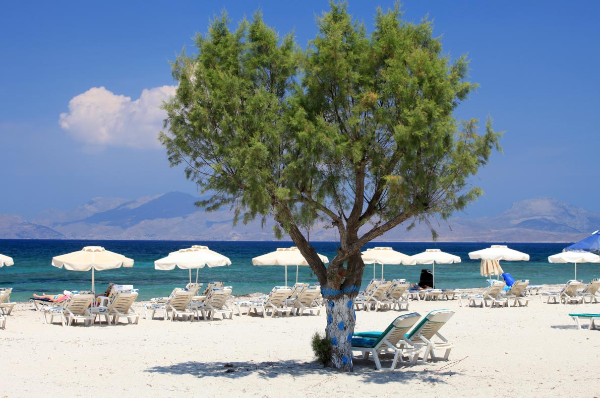 Covid-19-Vaccine-Passport-Europe-Best-destinations-for-vaccinated-travellers-Kos-Island-Greece