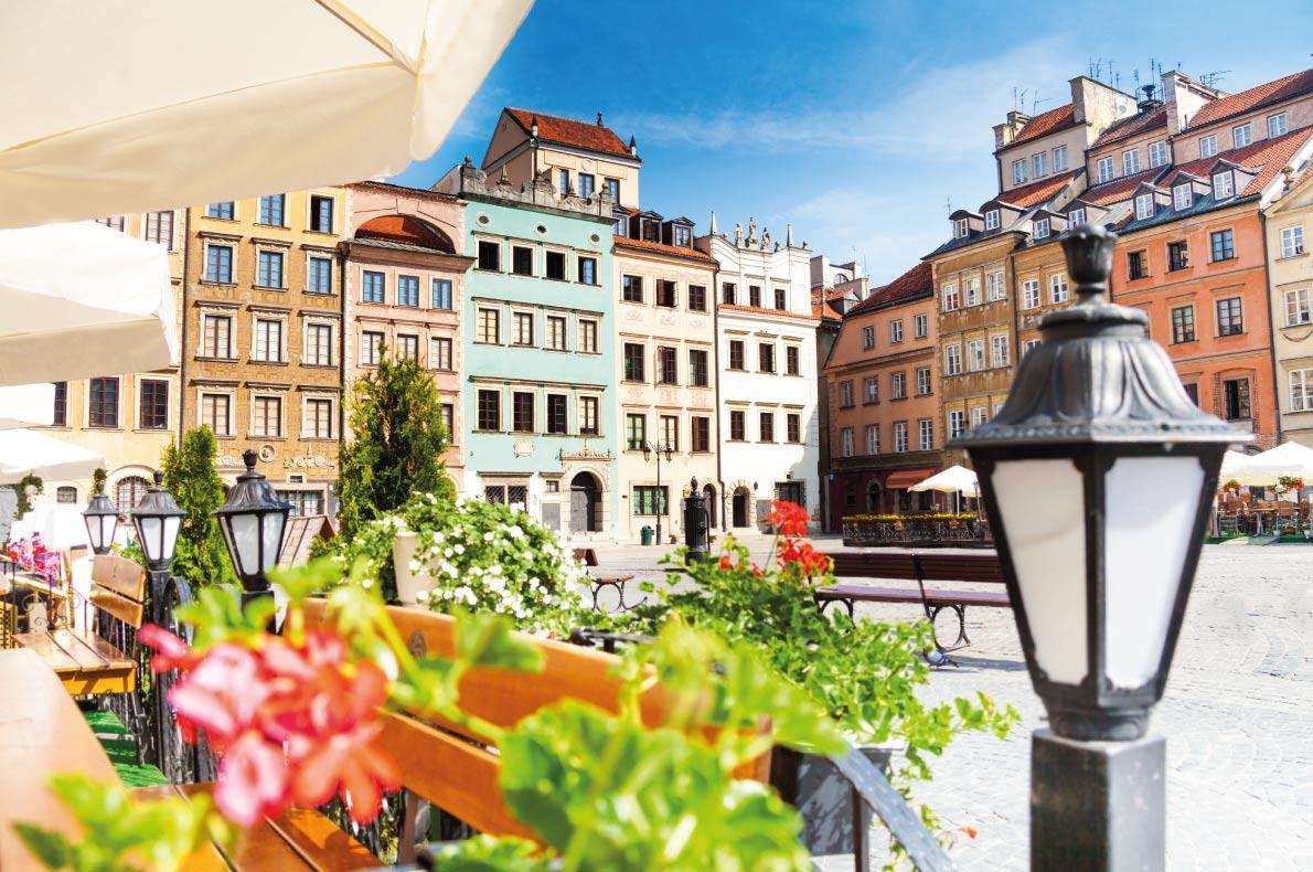 Safest destinations in Europe - Warsaw Copyright Sergey Novikov  - European Best Destinations