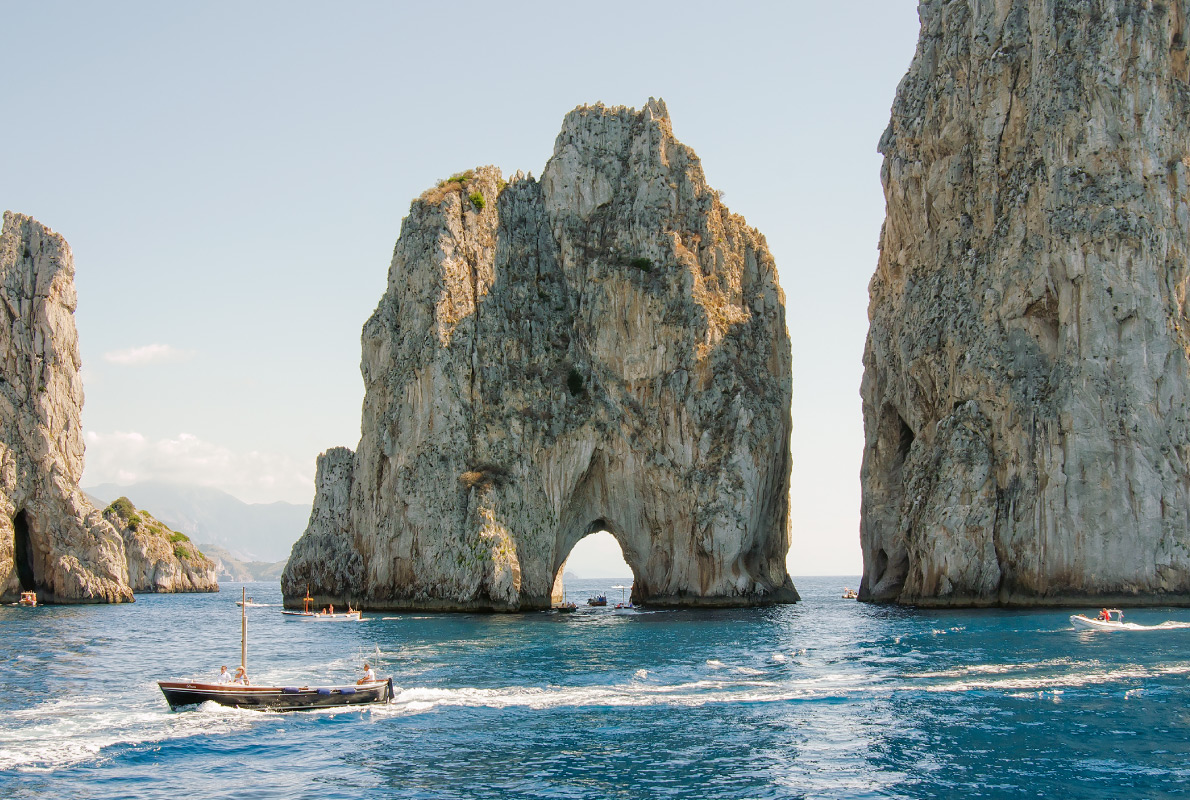 Capri - Best diving destinations in Europe - Copyright  Reidl - European Best Destinations
