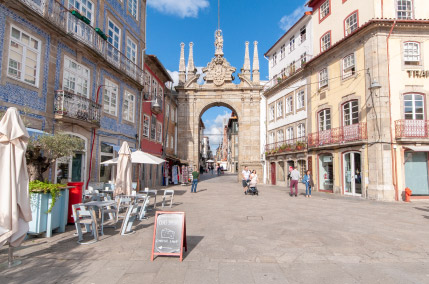 porta-nova-braga-top-things-to-do