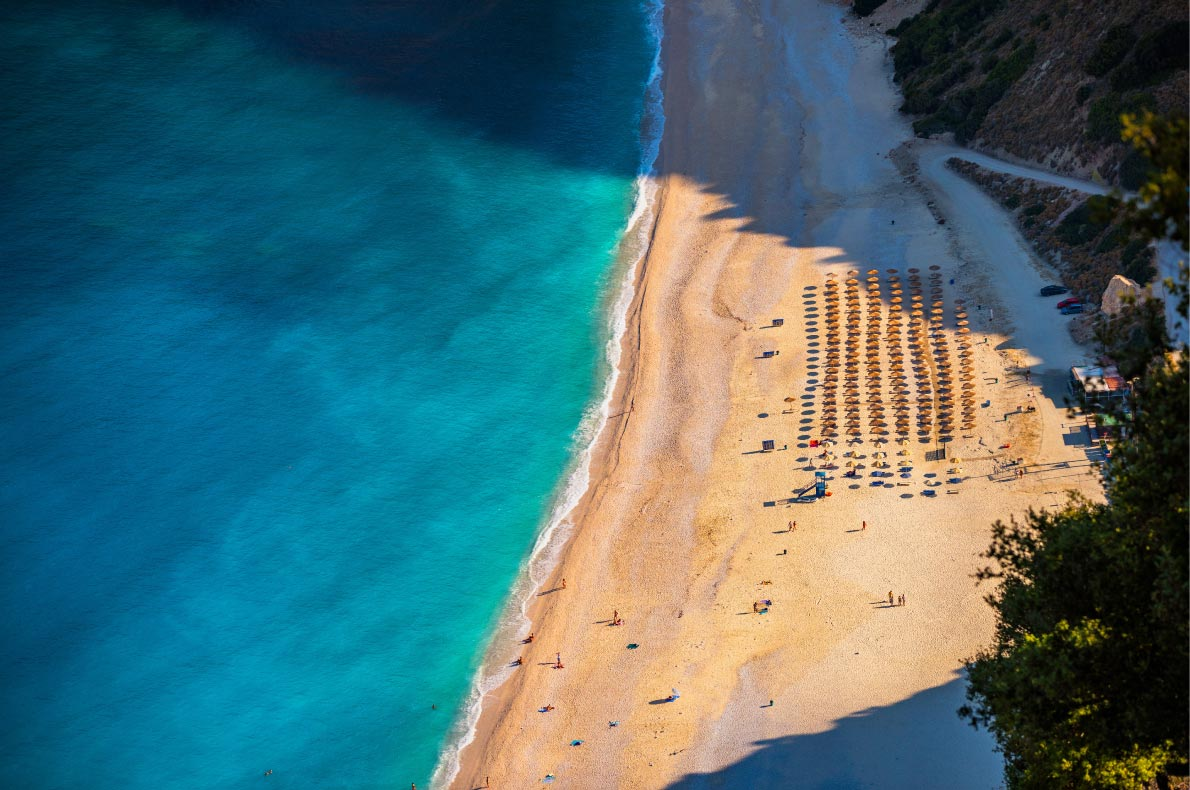 Covid-19-Vaccine-Passport-Europe-Best-destinations-for-vaccinated-travellers-Kefalonia-Greece