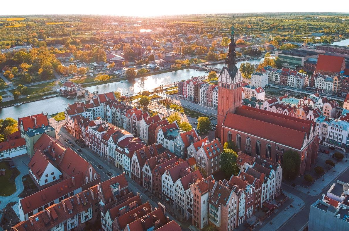 best hidden gems in Europe - Elblag - European Best Destinations