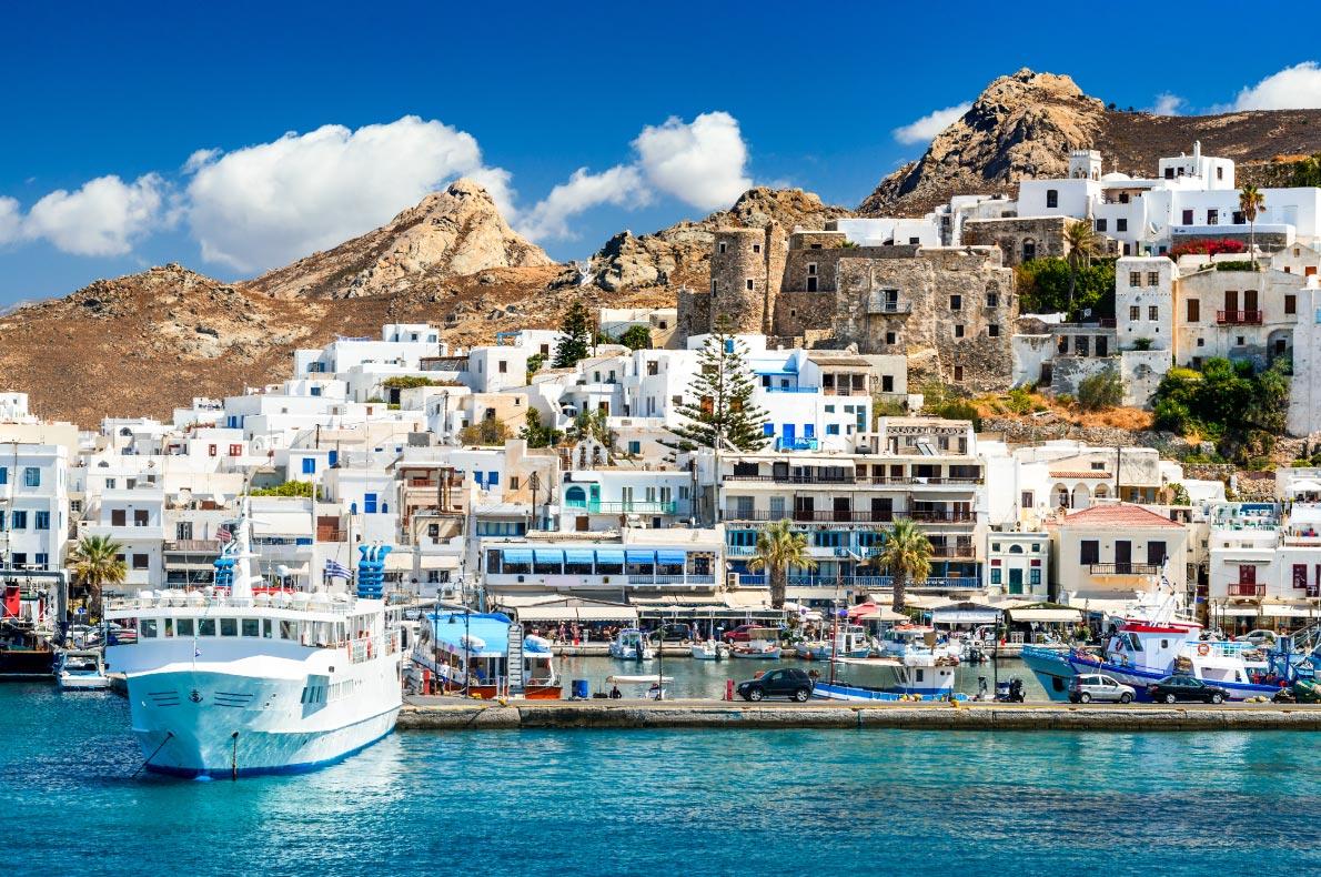 Best Island in Greece - Naxos copyright  cge2010  - European Best Destinations