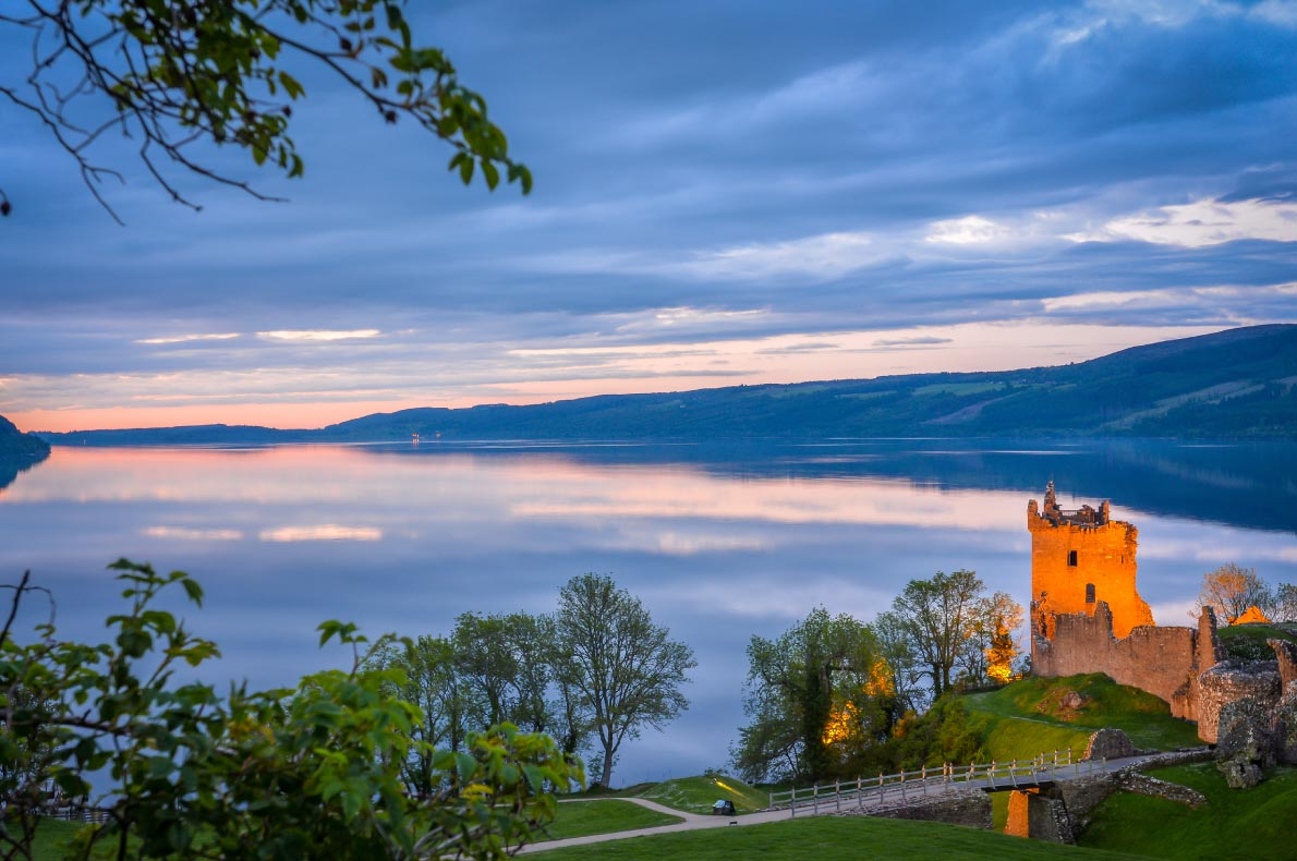 Best places to visit in Scotland - Loch Ness copyright  nitsawan katerattanakul  - European Best Destinations