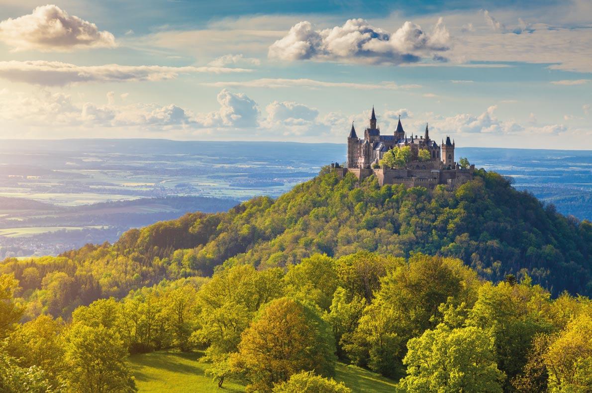 Safest destinations in Europe - Stuttgart Copyright canadastock