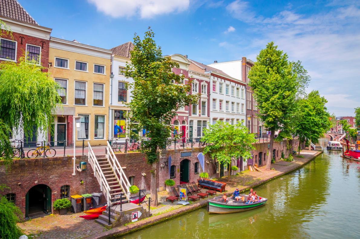 Best destinations to visit in the Netherlands - Utrecht copyright Olena Z  - European Best Destinations