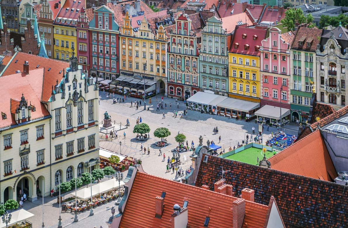 Wroclaw Poland Best Destinations In Europe