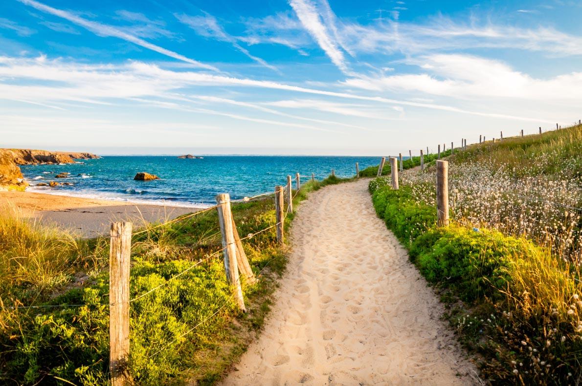 Best beaches in France - Quiberon copyright  Anna Kochetkova - European Best Destinations