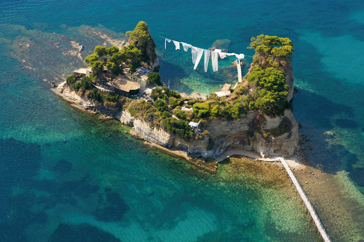 Cameo Island Paradise destinations in Europe Copyright Netfalls - Remy Musser