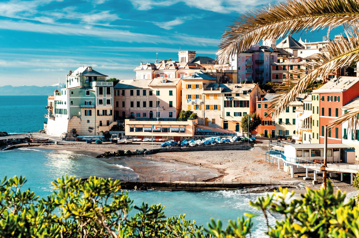 Bogliasco  - Best hidden gems in Europe - European Best Destinations - Copyright Alex Tihonovs