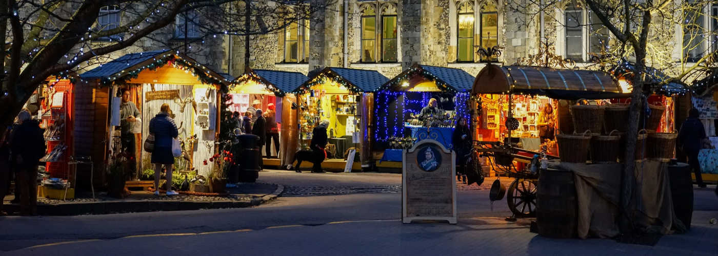2020 Christmas Market Date Winchester Cathedral Christmas Market 2020, Opening and closing