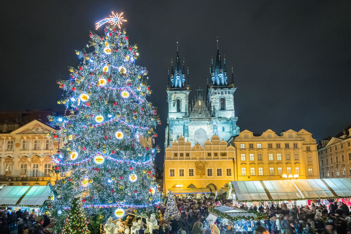 Peague - Best Christmas Tree in Europe - Copyright Lukas Gojda - European Best Destinations