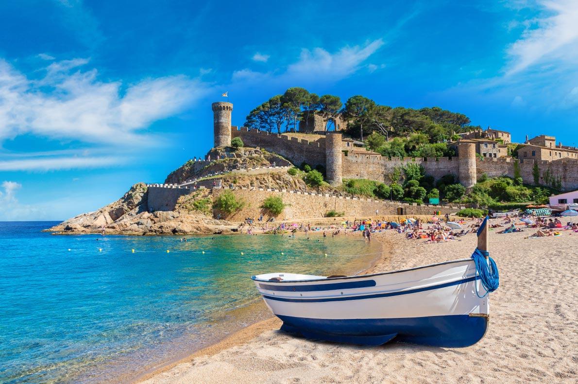 Best hidden gems in Spain - Tossa de Mar Copyright  S-F - European Best Destinations