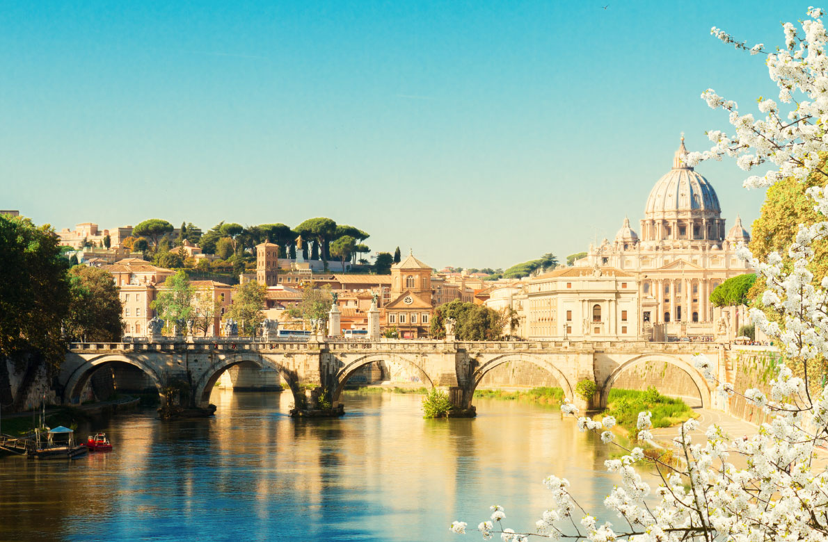 Rome Italy European Best Destinations
