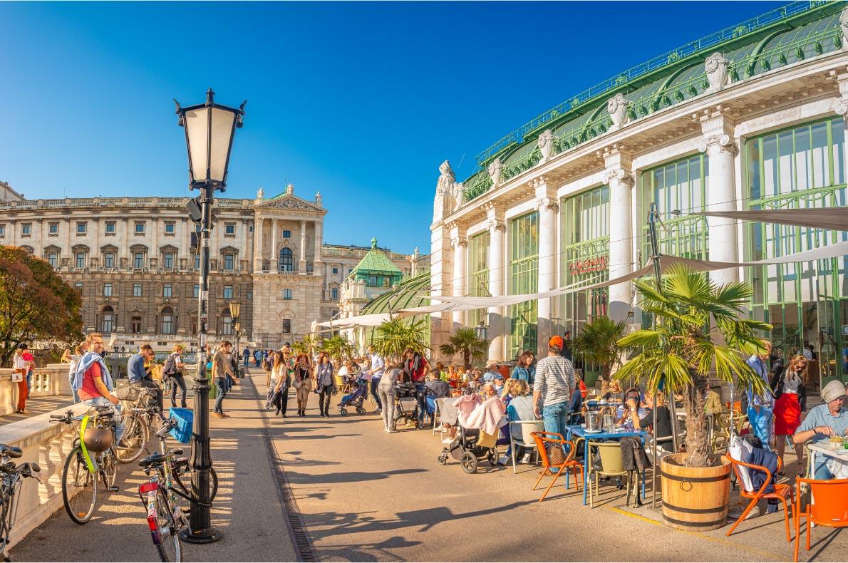 Best places to visit in Austria - Vienna - Copyright Oleg Senkov  - European Best Destinations
