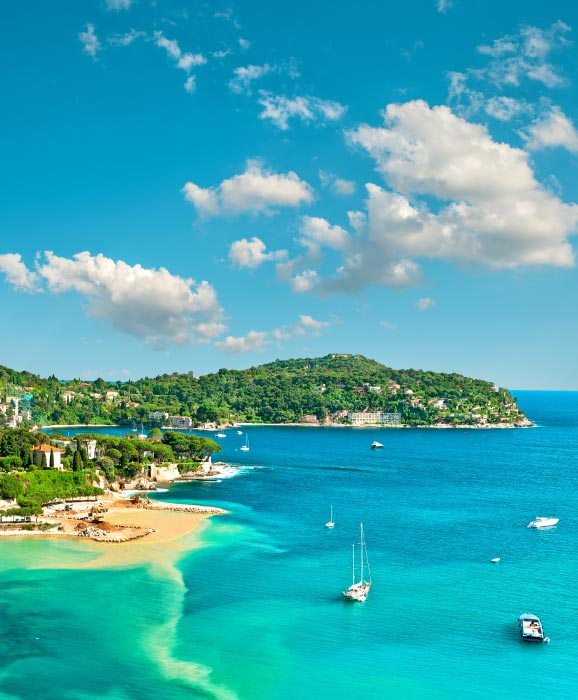Nice-beach-tourism-France