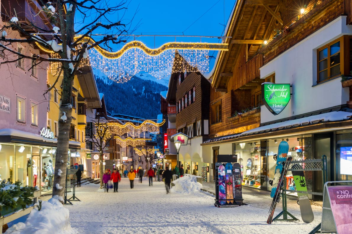 Best Ski Resorts in Austria - St Anton Am Arlberg - Copyrignt Boris-B- European Best Destinations