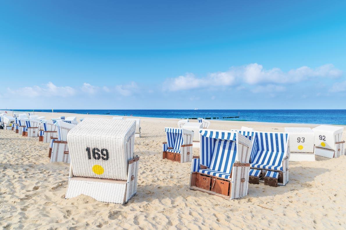 Kampen Beach in Sylt - Best beaches in Europe - Copyright Pawel Kazmierczak