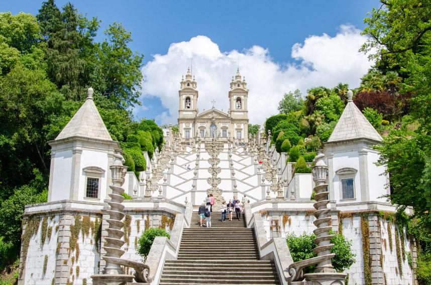 Bom Jesus Sanctuary - Braga