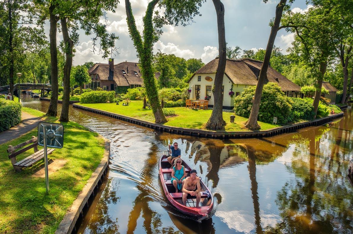 Best hidden gems in the Netherlands - Giethoorn- Copyright Nick Fox - European Best Destinations