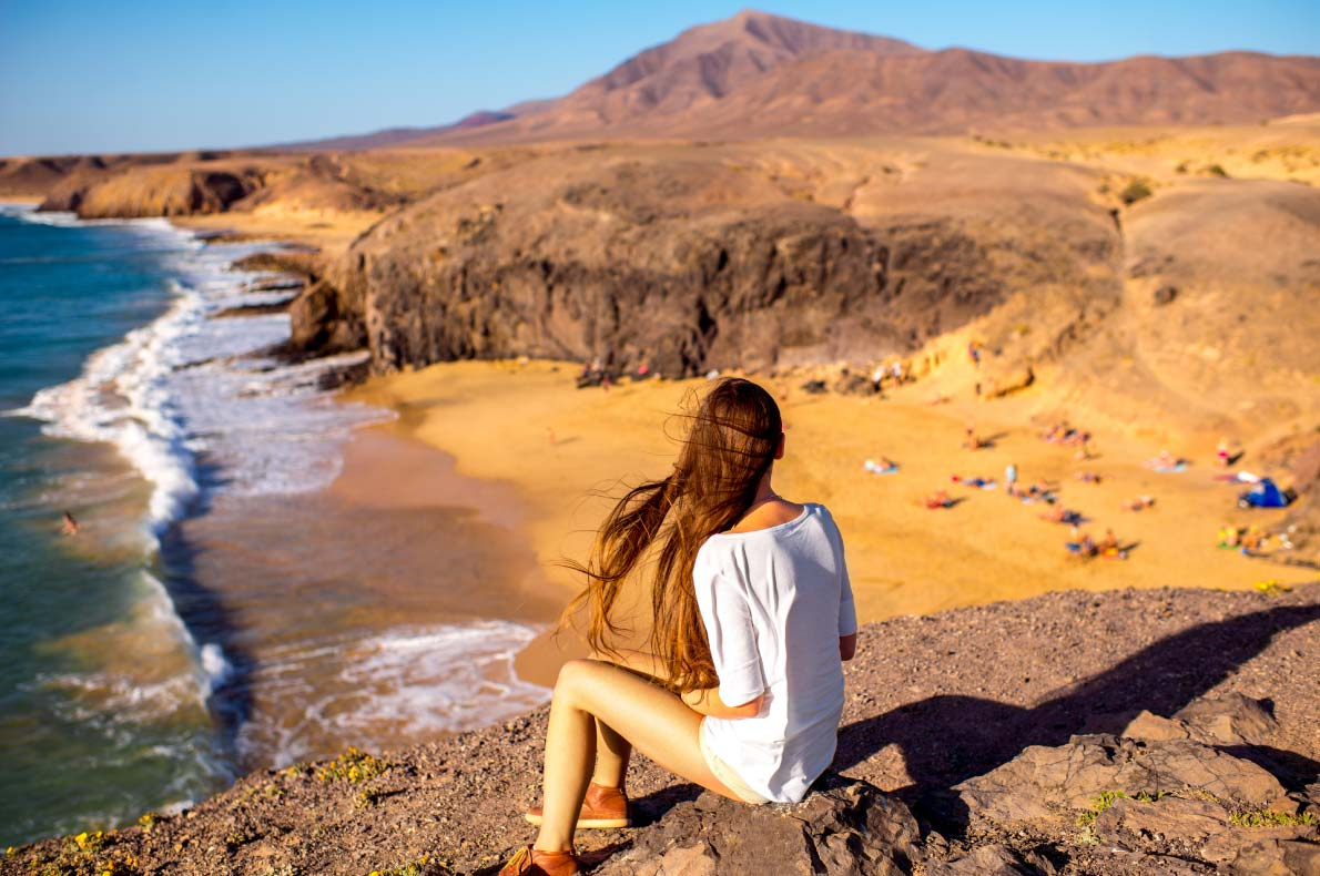 Lanzarote - Best destinations for sun in winter - Copyright Sergio Monti Photography - European Best Destinations