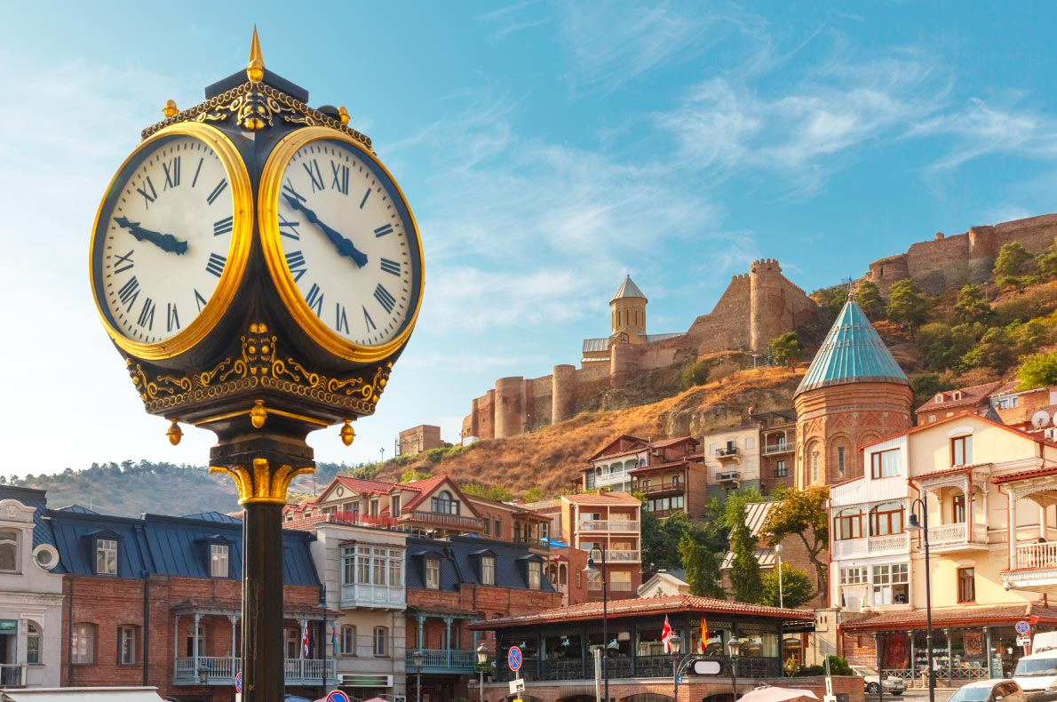Coronavirus safest destinations in Europe - Tbilisi  - Copyright  Pikoso.kz- European Best Destinations