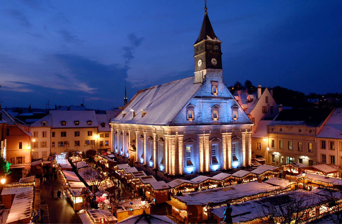 montbeliard best christmas market in europe - Best European Cities For Christmas