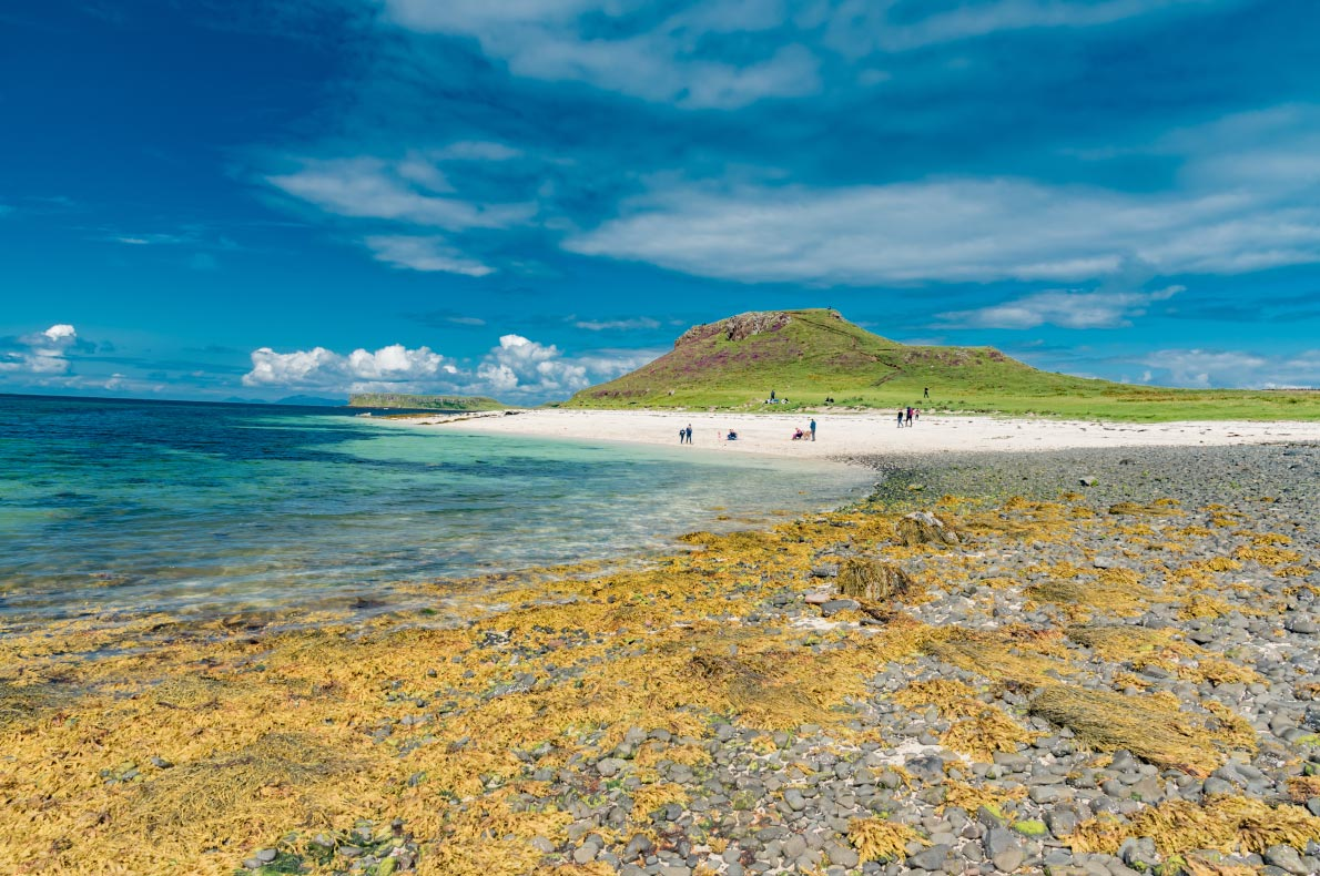 Best beaches in Scotland - Coral Beach Skye Island Copyright  DiegoMariottini - European Best Destinations