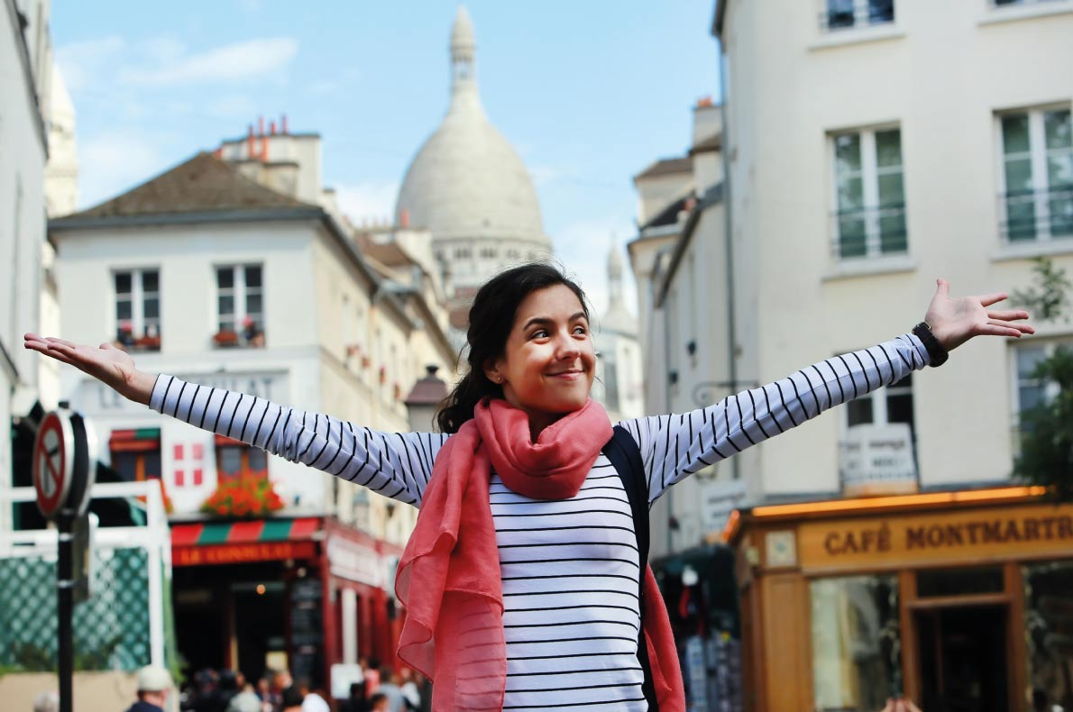 Best destinations for teenagers holidays in Europe - Paris - Copyright Denis Kuvaev  - European Best Destinations