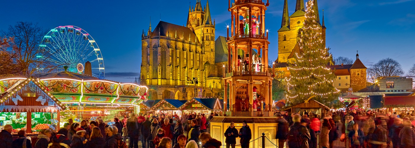 Christmas Markets In Germany 2019.Erfurt Christmas Market 2019 Opening Times Hotels Top