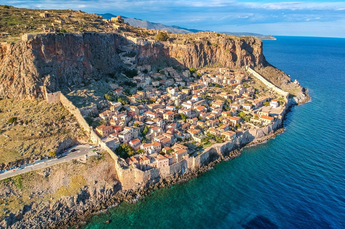 Monemvasia- Best hidden gems in Europe -European Best Destinations