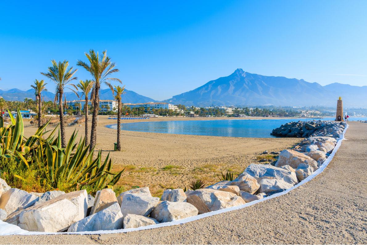 Best beaches in Spain - Puerto Banus in Marbella - European Best Destinations
