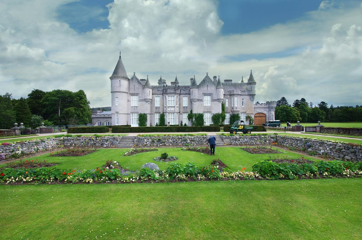 Best Castles in Scotland - Balmoral Castle copyright  silky - European Best Destinations