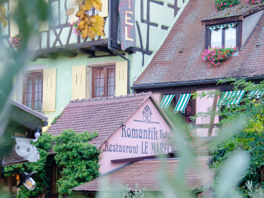 Hostellerie Le Marechal Colmar