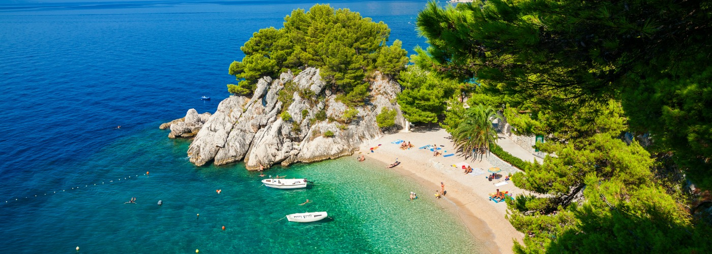 Best beaches in Croatia