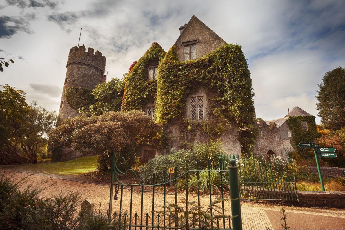 Best castles in Ireland - Malahide Castle near Dublin copyright  ariadna de raadt - European Best Destinations