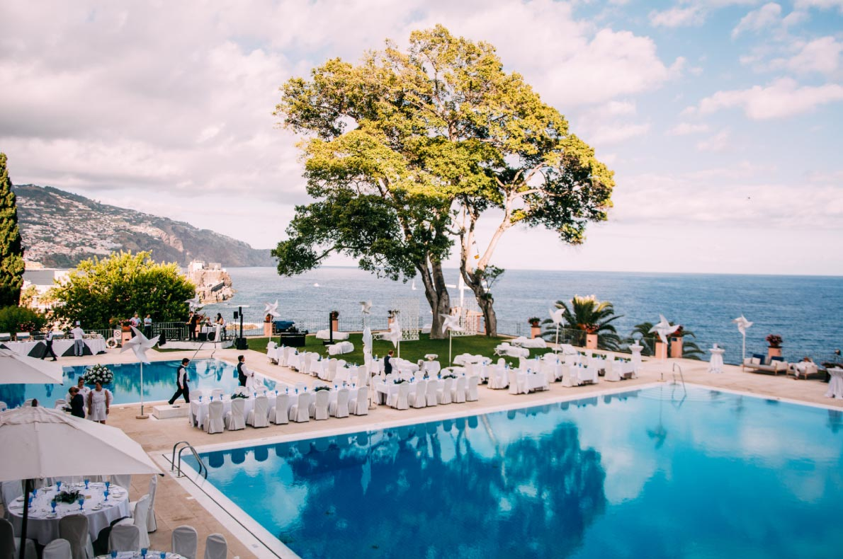Best wedding venues in Europe - Belmond Reids Palace in Madeira - Copyright Expresso Benjamin Begin - European Best Destinations