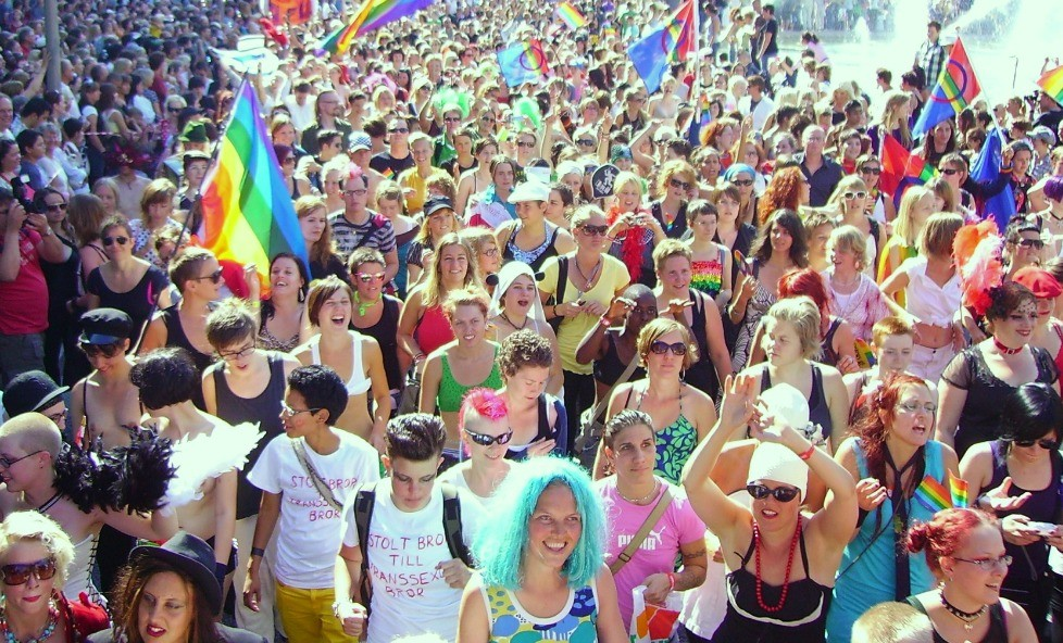Stockholm Pride - European Best Events - European Best Destinations