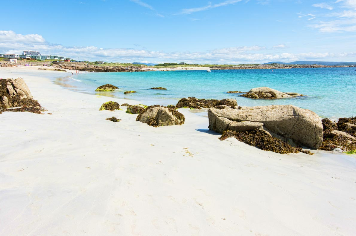 Best beaches in Ireland - Roundstones - Connemara - Galway County - Copyright  Lucky Team Studio  - European Best Destinations