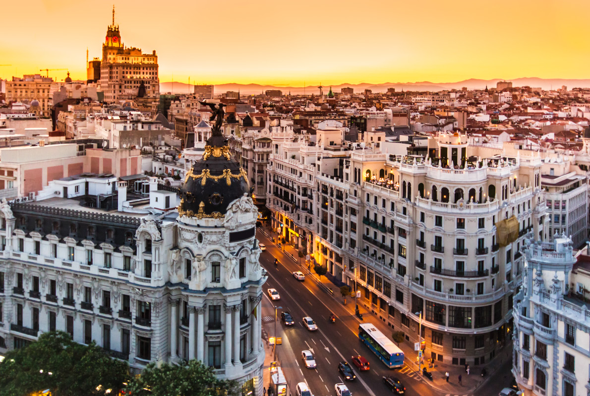 Madrid - Best Congress destinations in Europe - Copyright Matej Kastelic - European Best Destinations