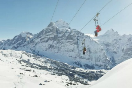 First Flyer Jungfrau