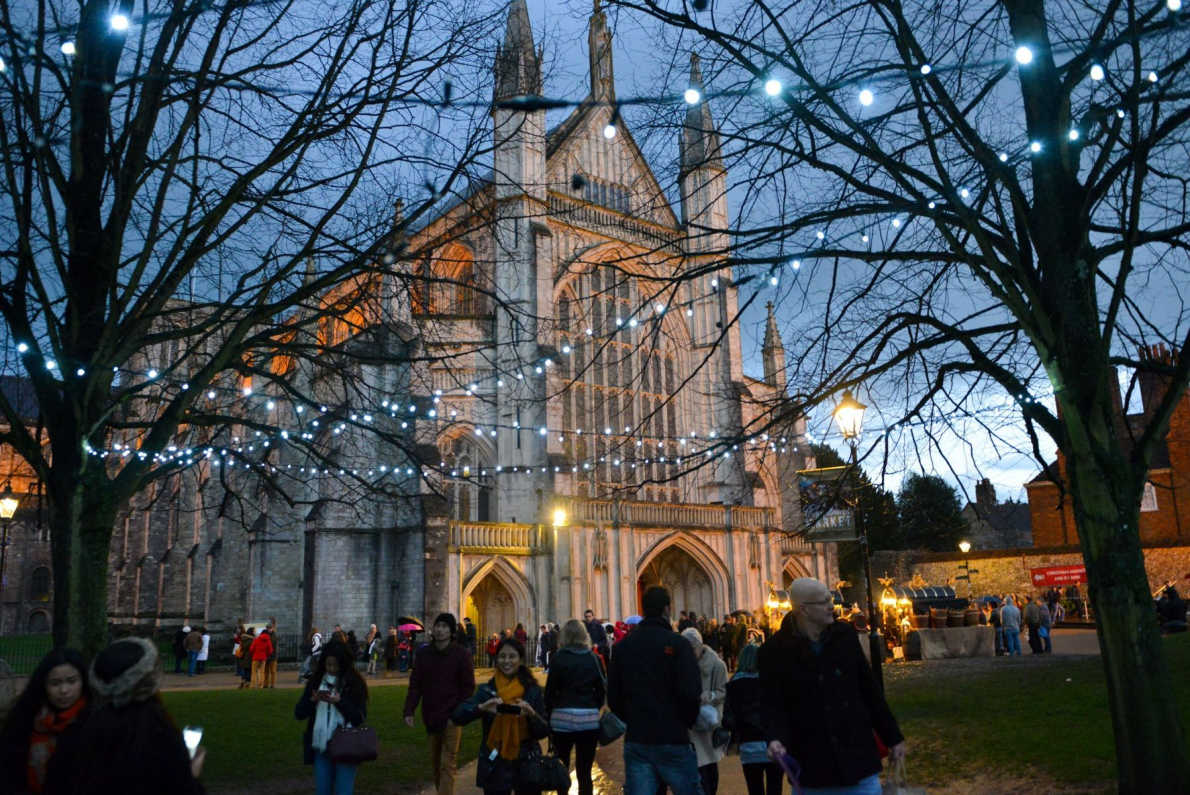 Best places to visit in England - Winchester Copyright Winchester Cathedral - European Best Destinations