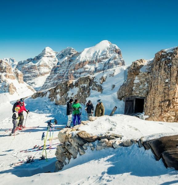Cortina d'Ampezzo - Best ski resorts in Europe
