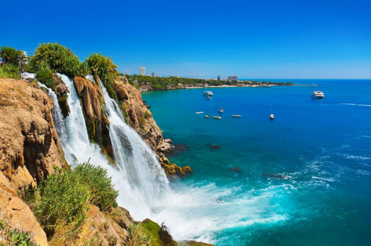 Best hidden gems in Turkey - Duden Waterfalls copyright Tatiana Popova - European Best Destinations