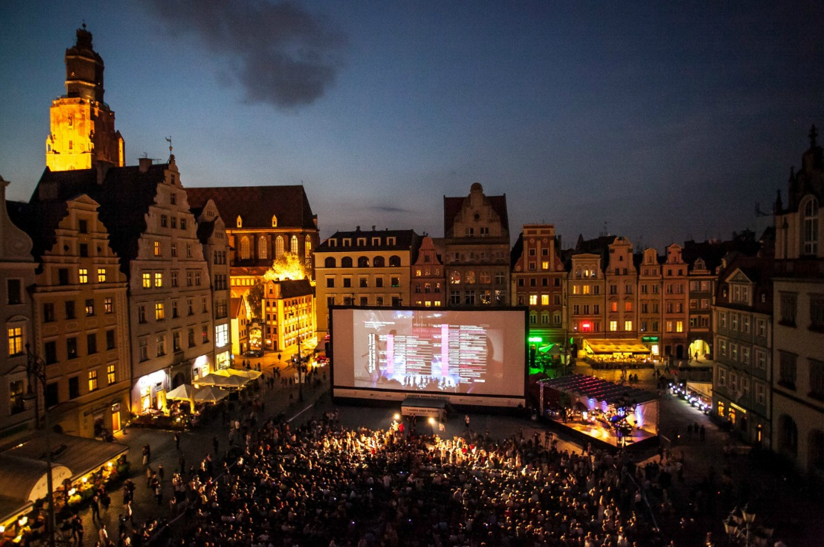Top reasons to visit wroclaw - New Horizon Festival - Copyright New Horizon Cinema