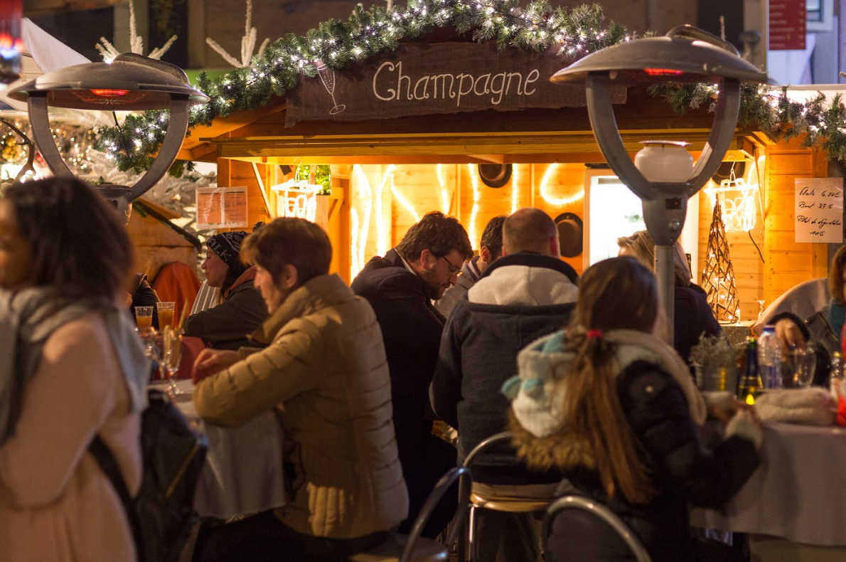 Best Christmas Markets in Belgium - Louvain La Neuve - copyright Louvain La Neuve tourisme - European Best Destinations