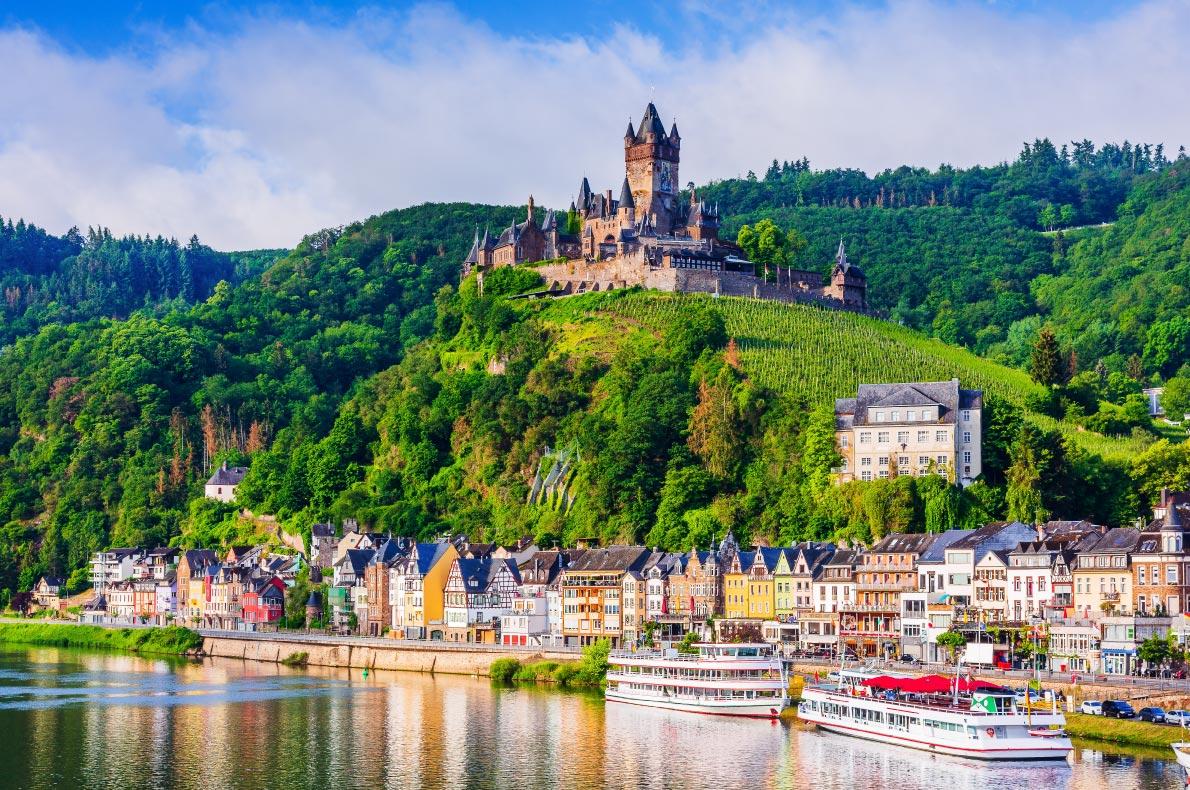 Coronavirus safest destinations in Europe - Cochem copyright  emperorcosar - European Best Destinations