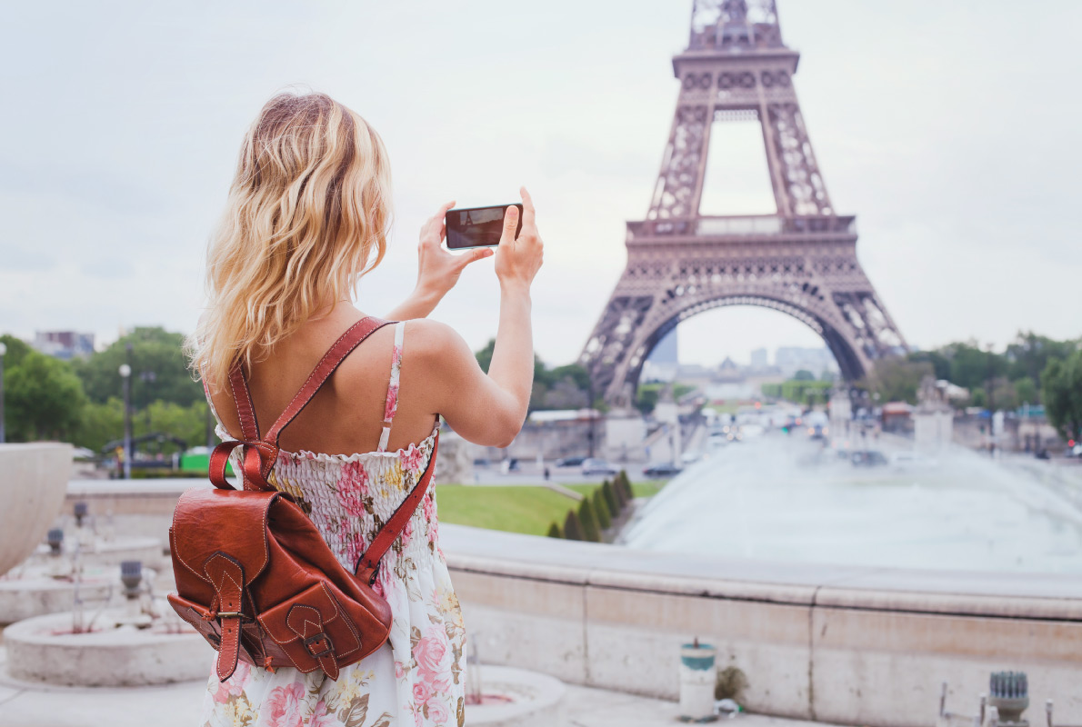Best destinations for singles - Paris -  Copyright  Ditty_about_summer - European Best Destinations