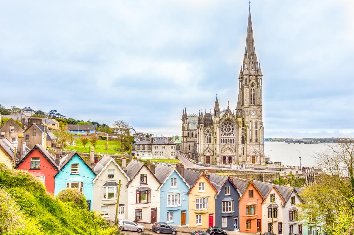 Best hidden gems in Ireland - Cobh -  European Best Destinations